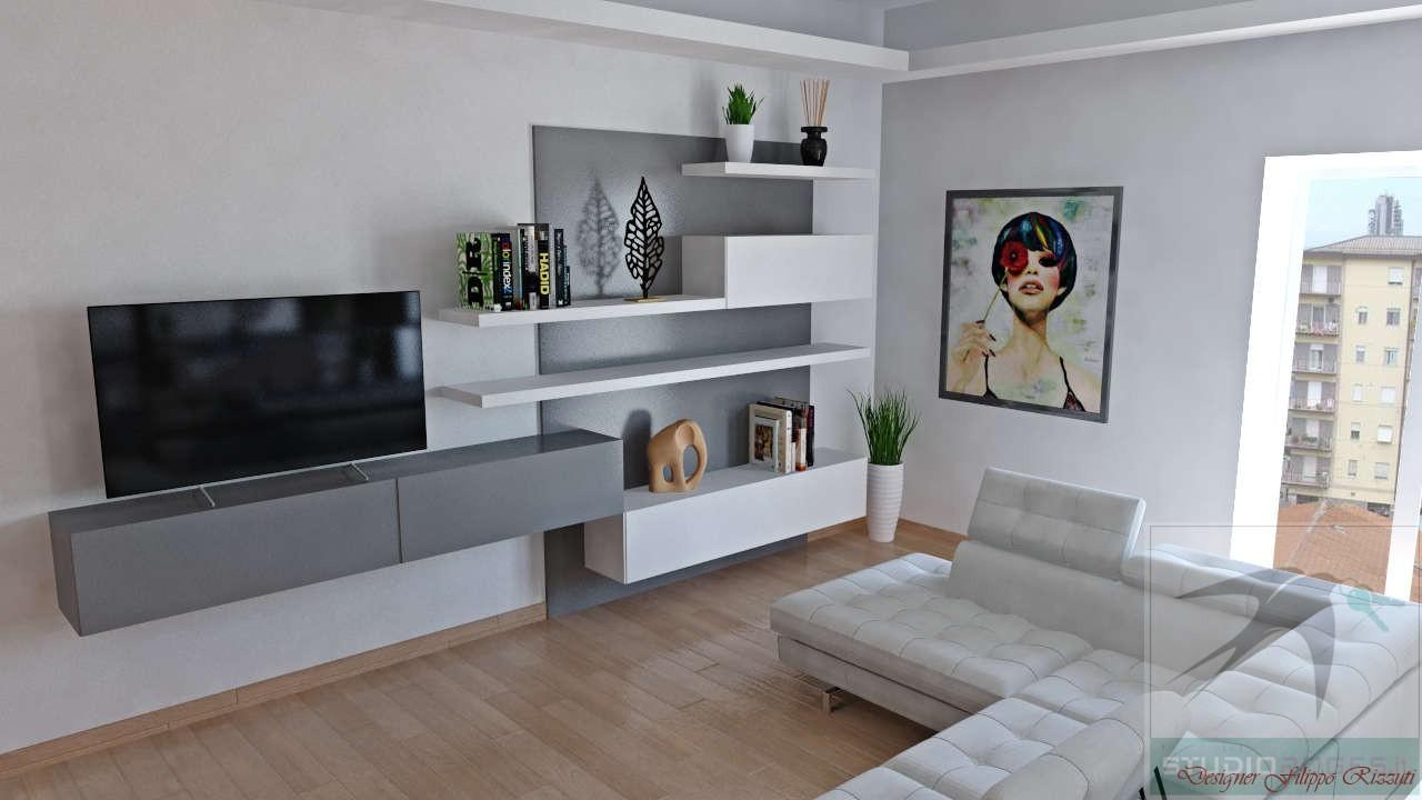 Appartamento in Vendita 188,29 mq - N. camere: 4 - - Cosenza - Cosenza (CS)