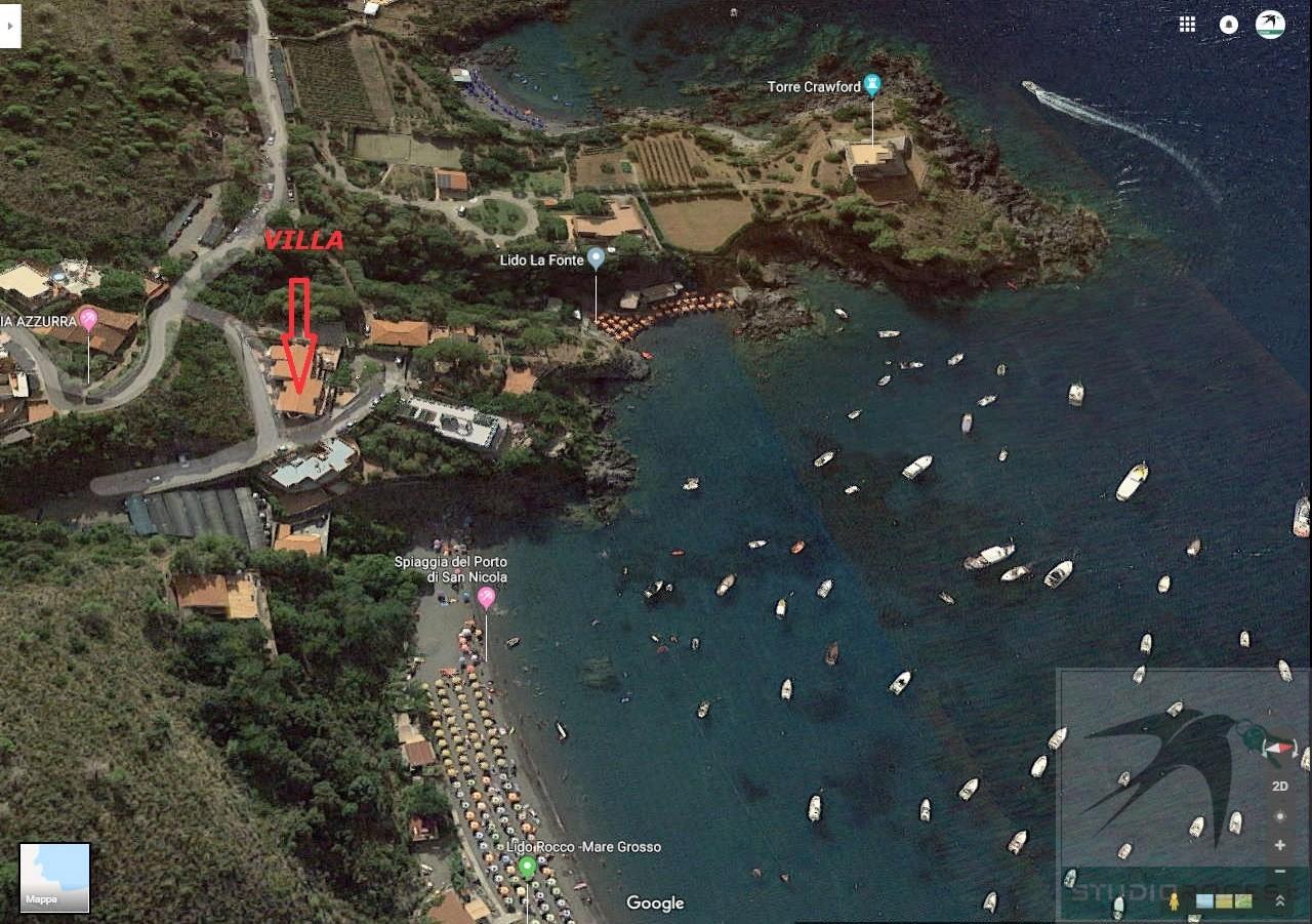 Villa in Vendita 200,00 mq - N. camere: 5 - - Costa tirrenica - San Nicola Arcella (CS)