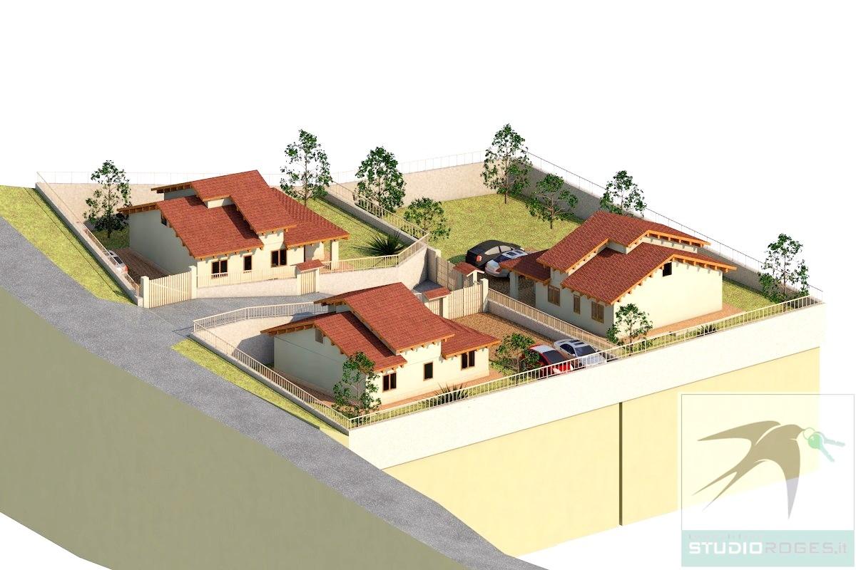 Villa in Vendita 161,15 mq - N. camere: 4 - - Rende - Rocchi-S.Stefano-Arcavacata (CS)