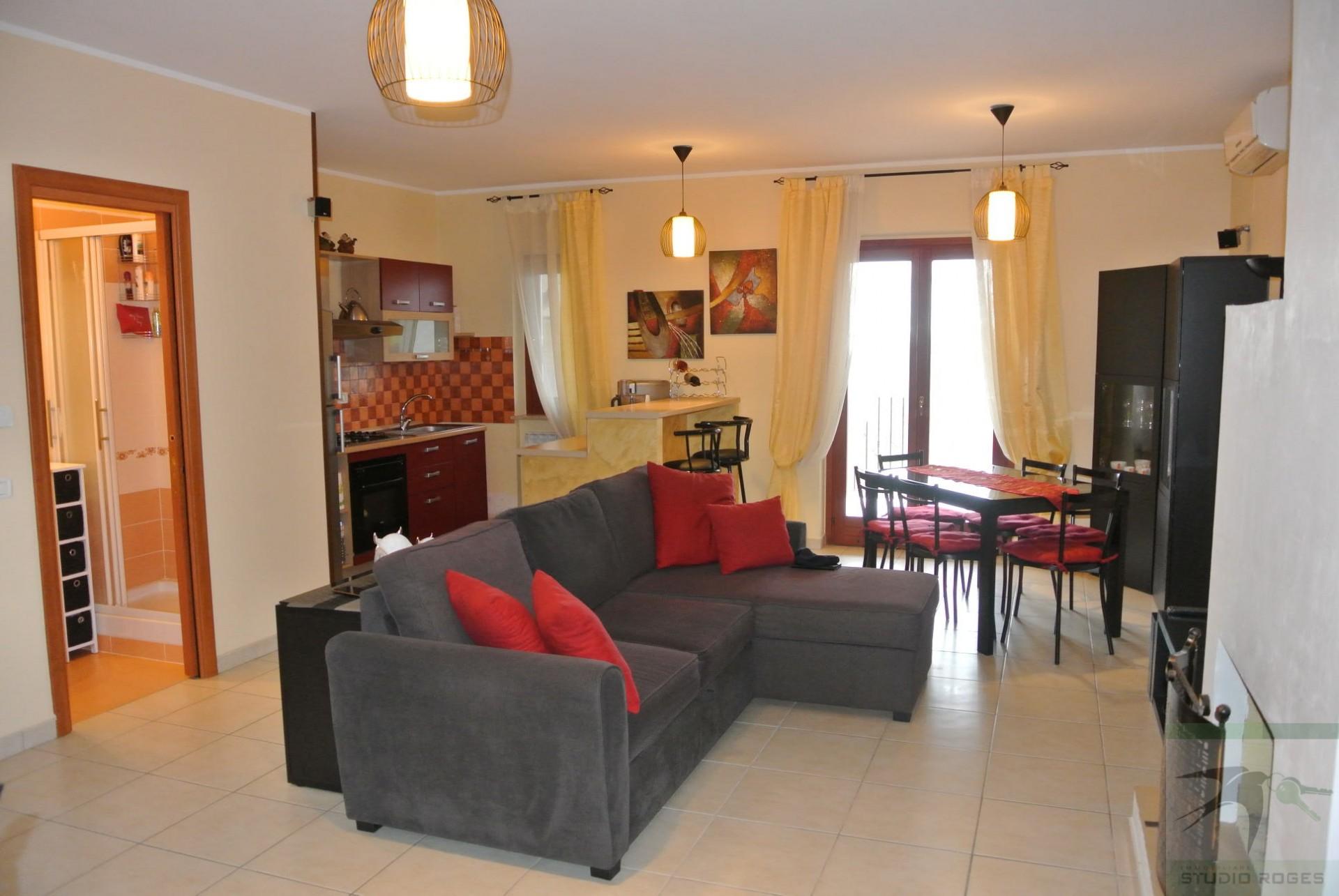 Appartamento in Vendita 123,99 mq - N. camere: 4 - - Zumpano - Zumpano (CS)