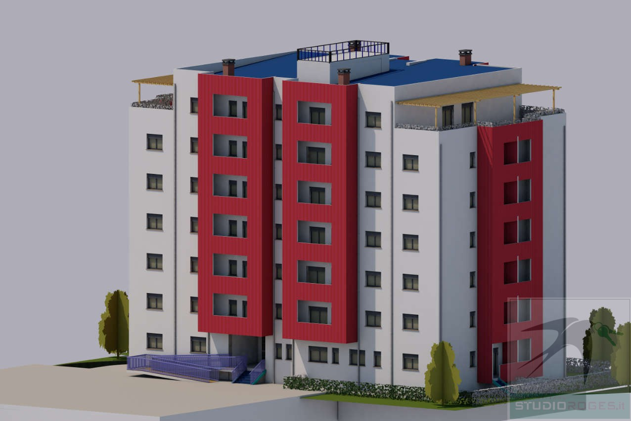 Appartamento in Vendita 122,00 mq - N. camere: 3 - - Cosenza - Cosenza centro (CS)