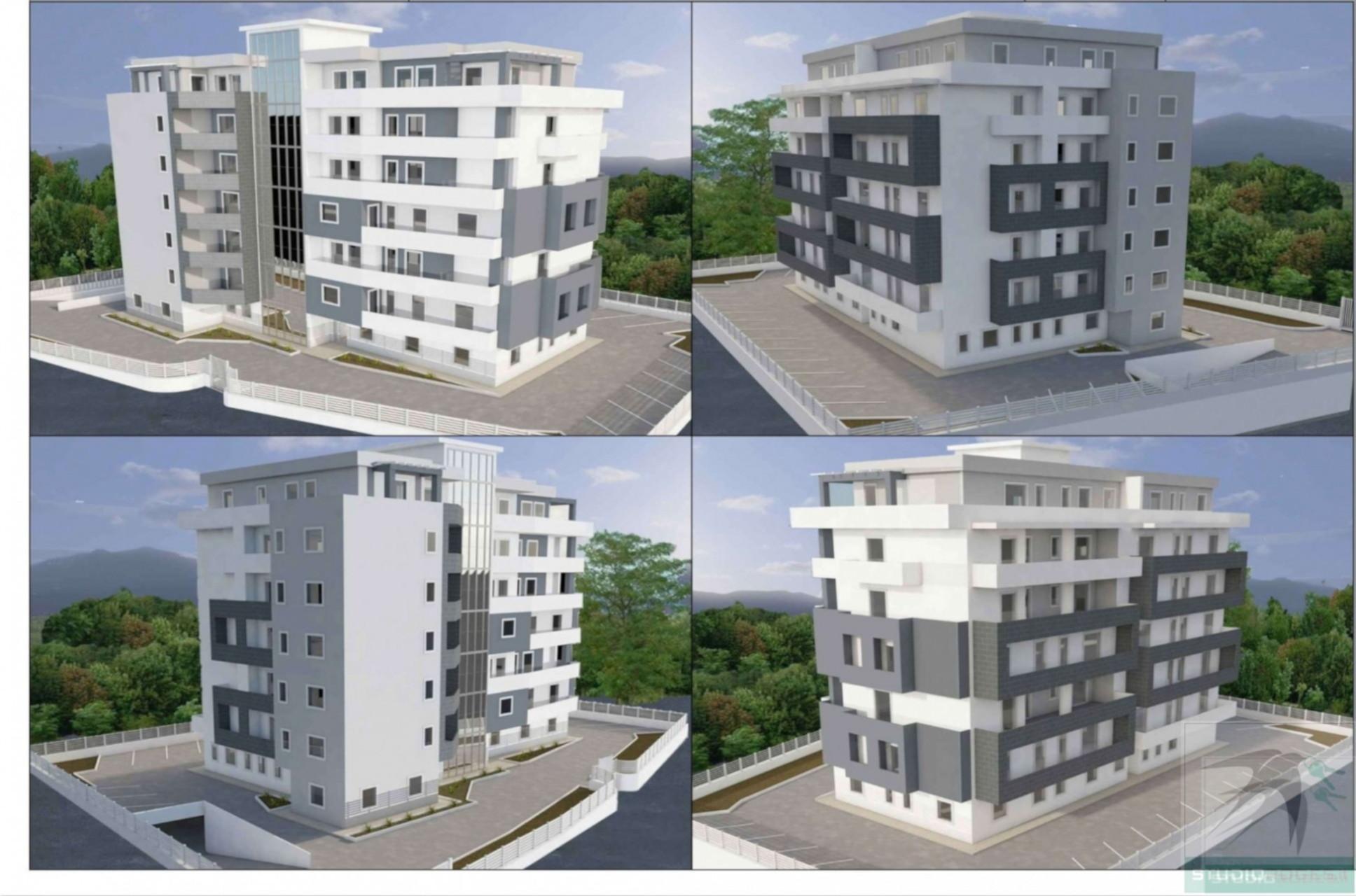 Appartamento in Vendita 108,90 mq - N. camere: 3 - - Rende - Roges-Commenda (CS)