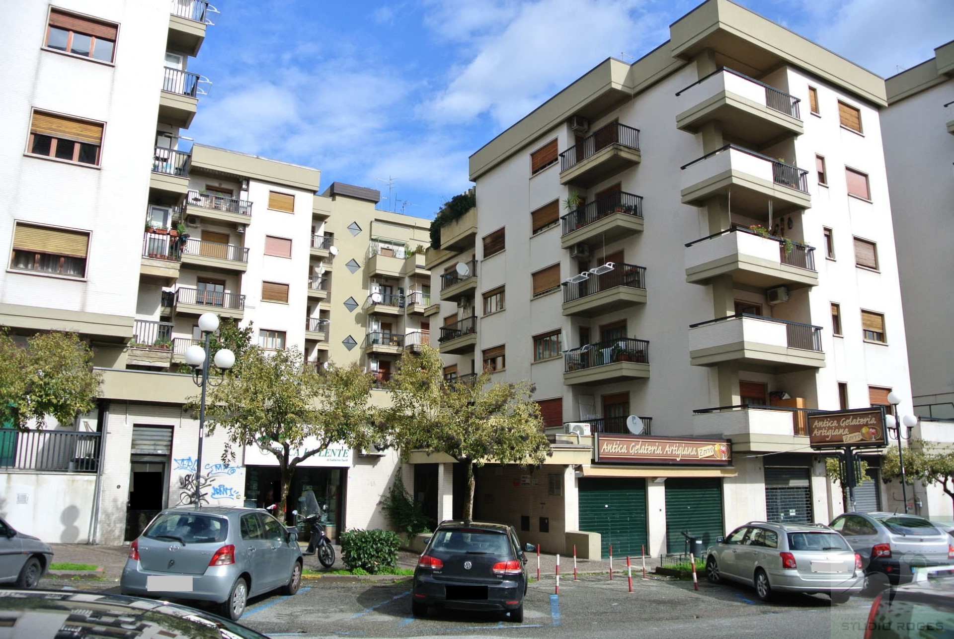 Appartamento in Vendita 185,35 mq - N. camere: 4 - - Rende - Roges-Commenda (CS)