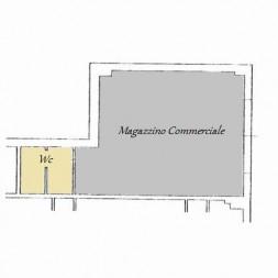 Codice annuncio: Magazzino-garage-capannone Cosenza3815 - 1