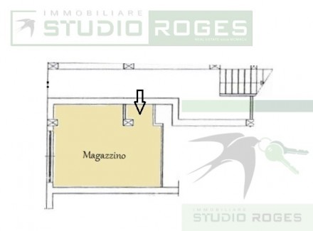 Codice annuncio: Magazzino-capannone-garage Rende11914 - 1