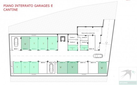 GARAGES E CANTINE